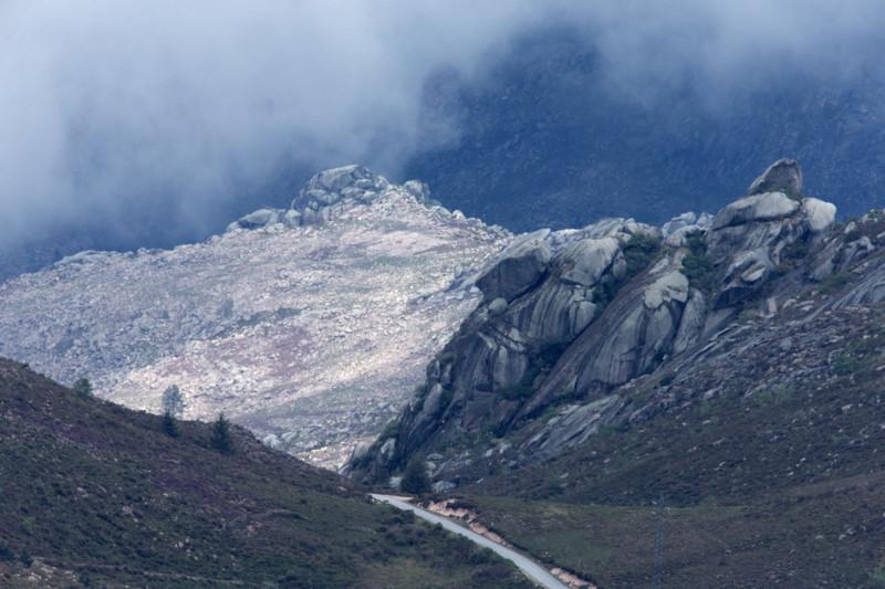 Peneda Geres - Mountains, Moorland and pasture.