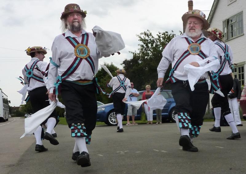 Morris Dancing-1020545 - Photojournal
