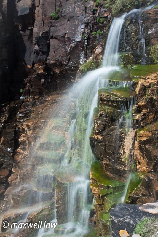 Yesnaby waterfall-5228 - Slow water