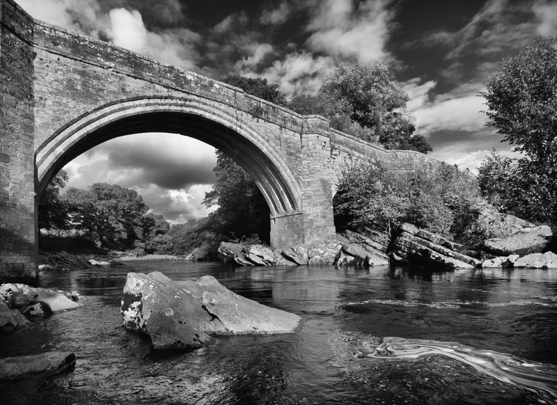 Devils Bridge Kirkby Lonsdale - Landscape and Travel