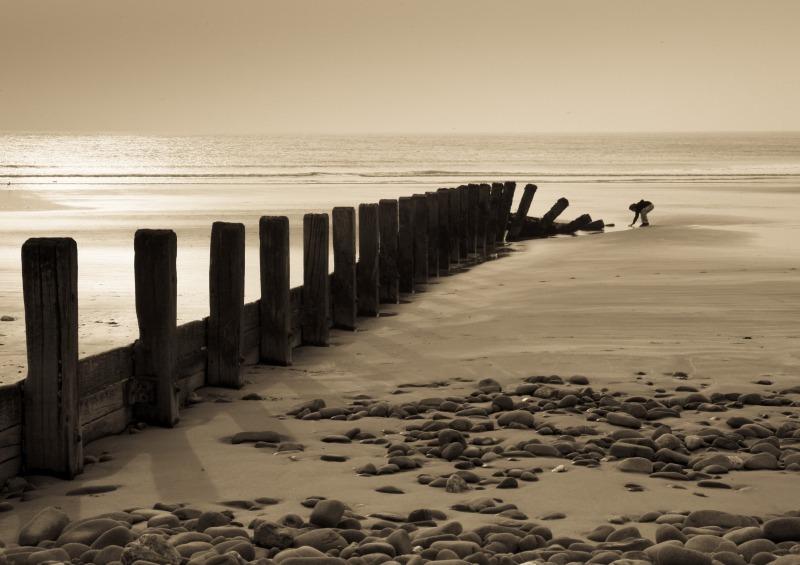 borth beach - Beaches / Coast