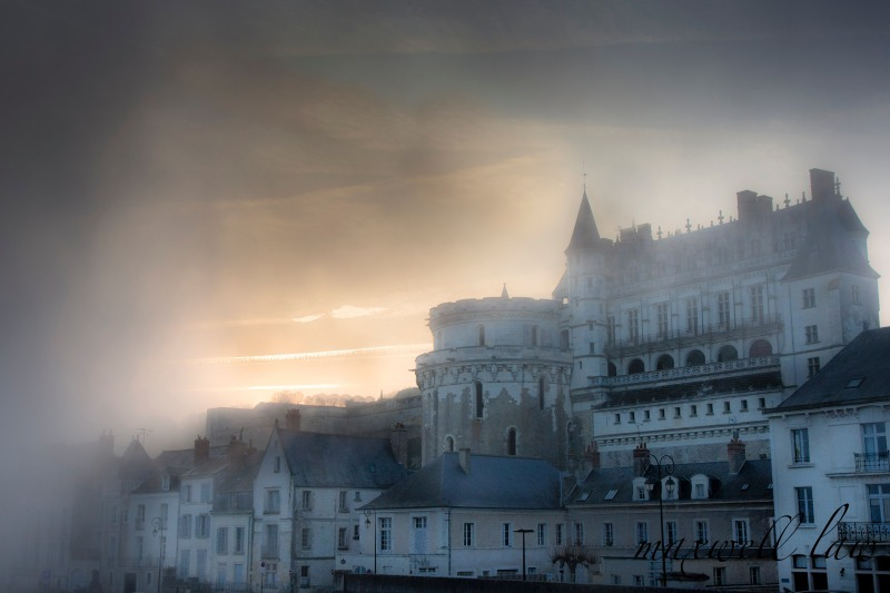Chateau by Loire - Travels