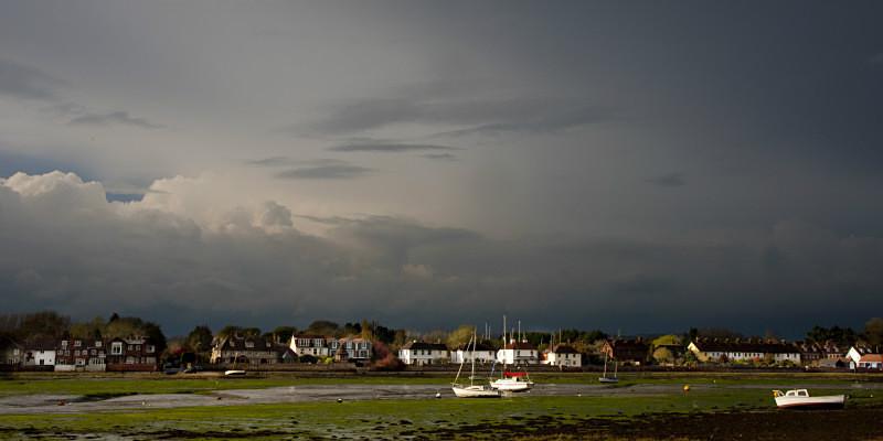 Bosham Harbour - Magic hour/s