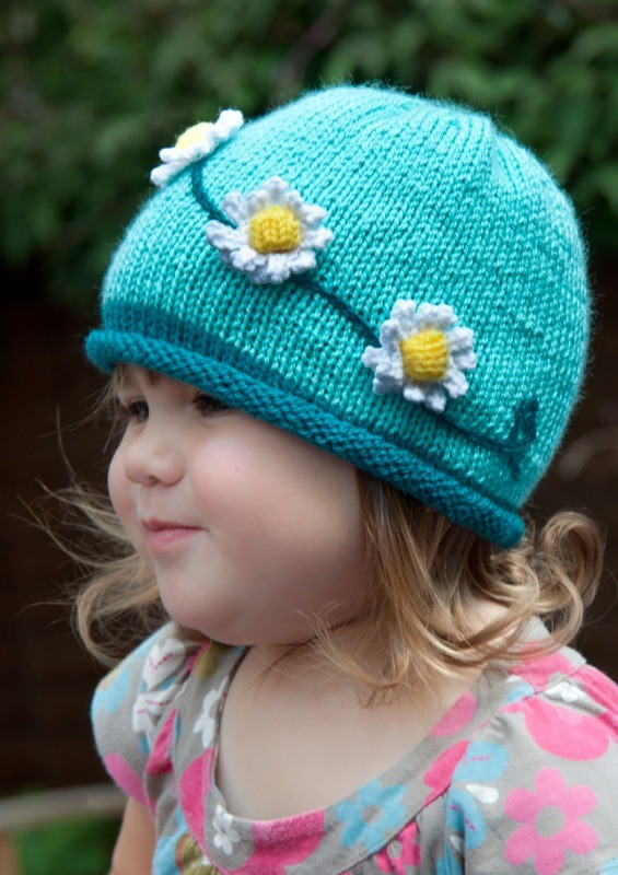 Daisy hats 3-7539 - Marion Carrier Crafts