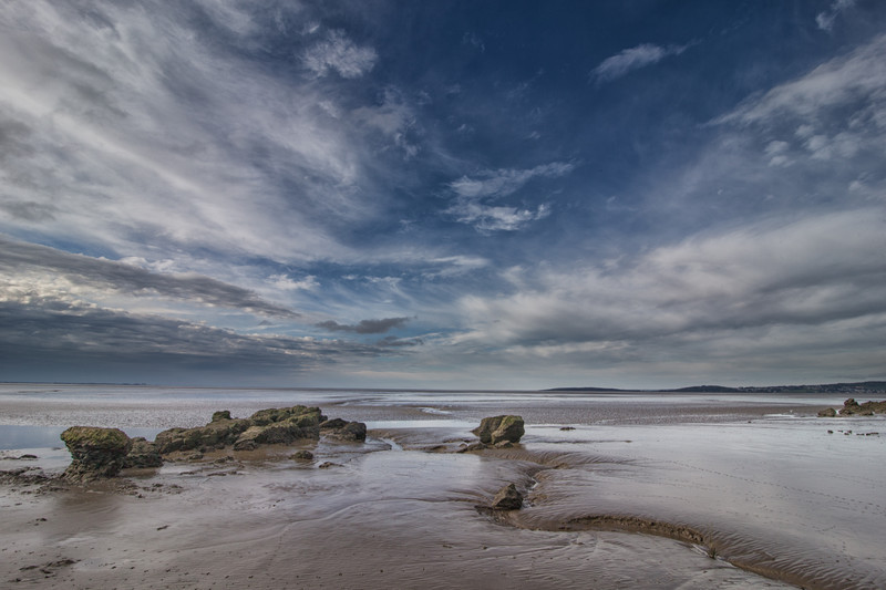 The dip Silverdale Lancashire - Beaches / Coast