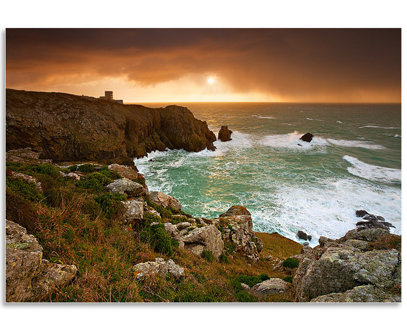 01141887 - Pleinmont Cliffs - Guernsey Landscapes - Gallery 1