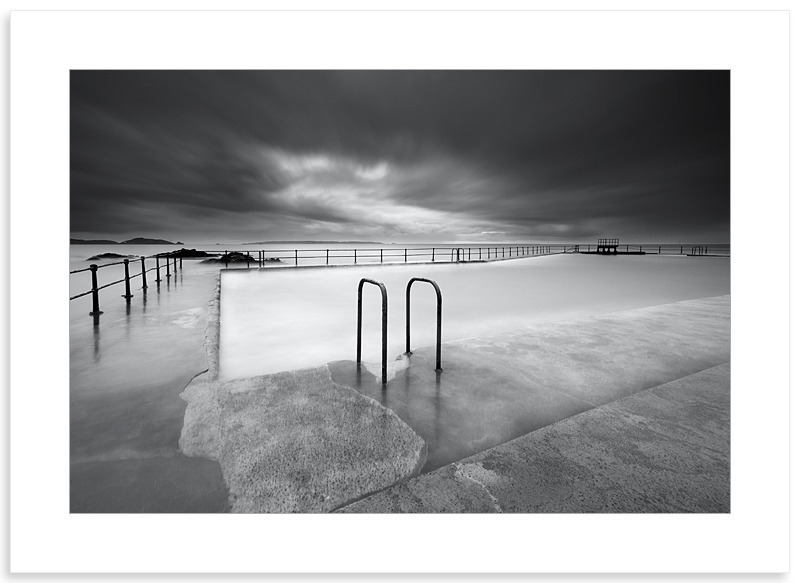 01141392 - Guernsey Landscapes - Monochrome Gallery