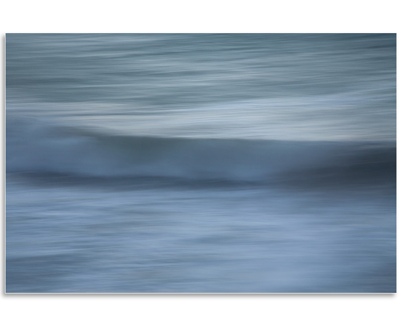 01140862 - Wave, Portinfer - Guernsey Landscapes - Visions Gallery