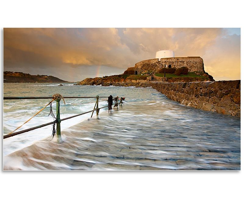 01080276 - Fort Grey - Guernsey Landscapes - Gallery 1