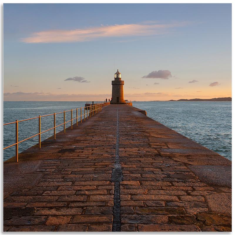 01141255 - Castle Cornet Breakwater - Guernsey Landscapes - Gallery 2