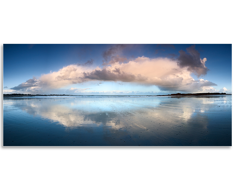 02143435 - Vazon Panoramic - Guernsey Landscapes - Gallery 1