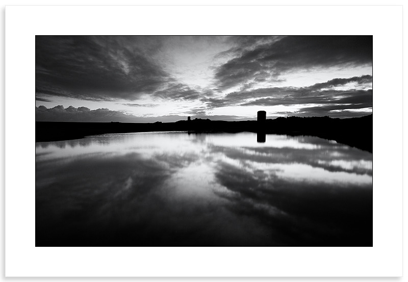 02143030 - Guernsey Landscapes - Monochrome Gallery