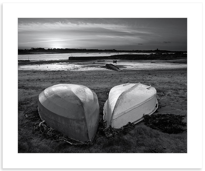 0214204 - Guernsey Landscapes - Monochrome Gallery