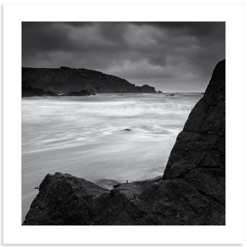 01140968 - Guernsey Landscapes - Monochrome Gallery