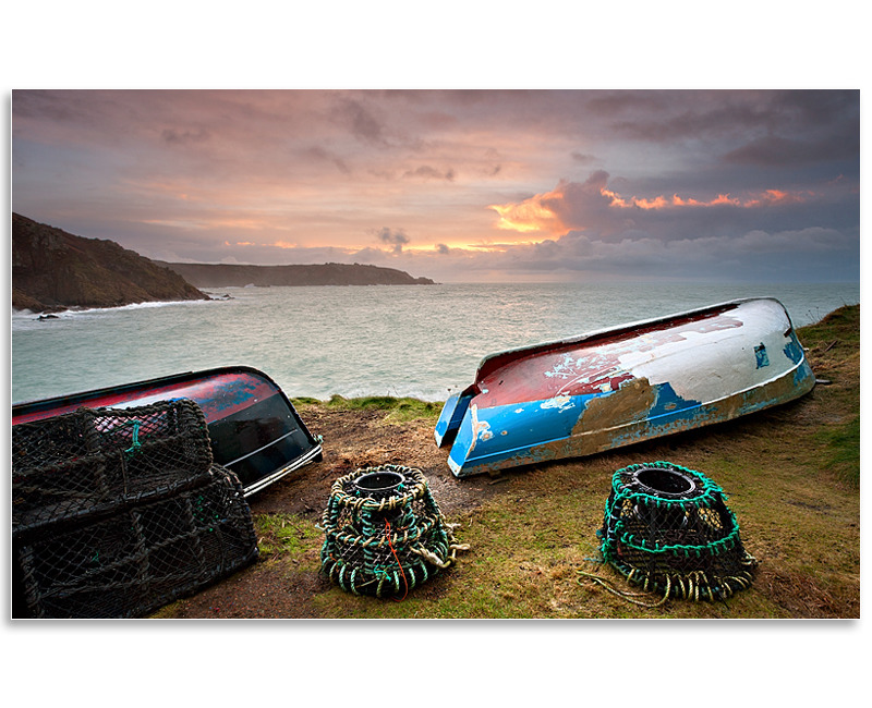 02142514 - Saints Bay Landing - Guernsey Landscapes - Gallery 1
