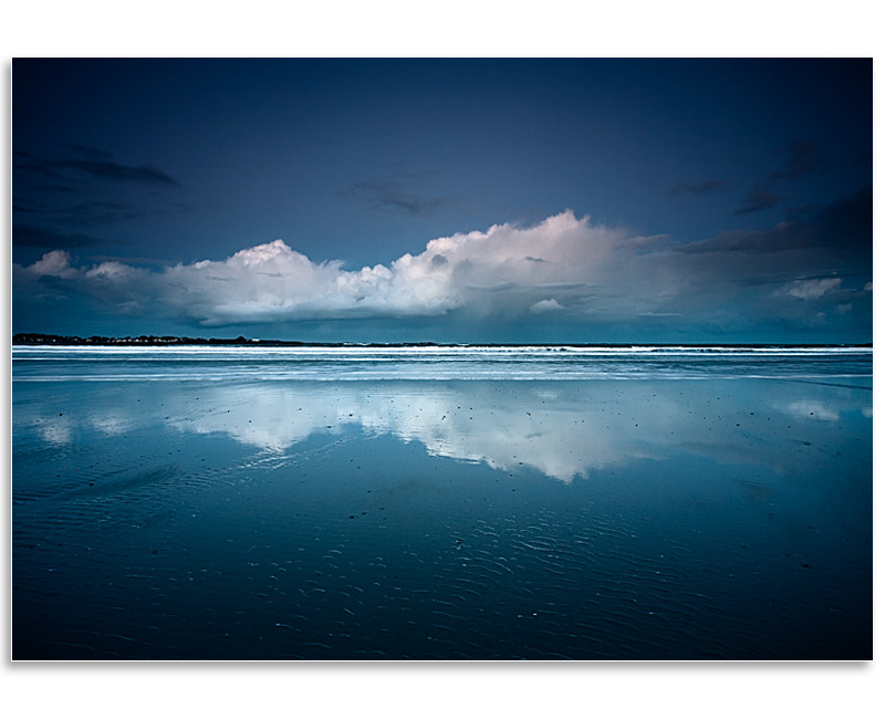 02143345 - Vazon Bay - Guernsey Landscapes - Visions Gallery
