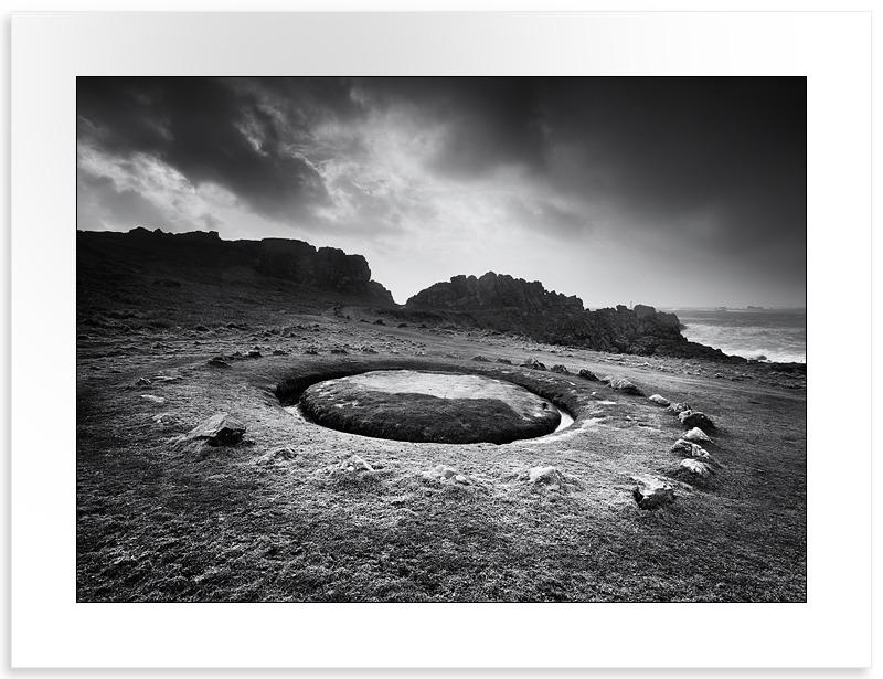 01141462 - Guernsey Landscapes - Monochrome Gallery