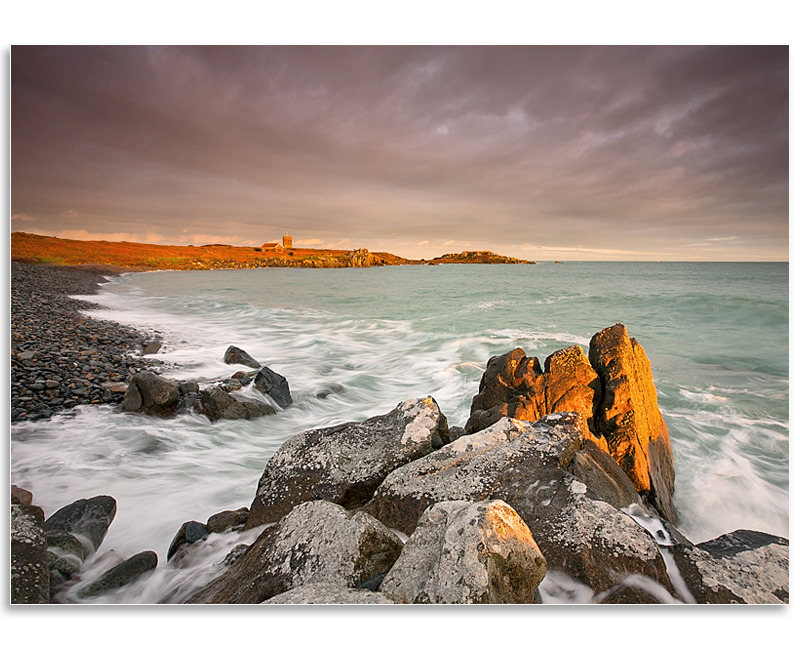 03143823 - Fontenelle Bay - Guernsey Landscapes - Gallery 1