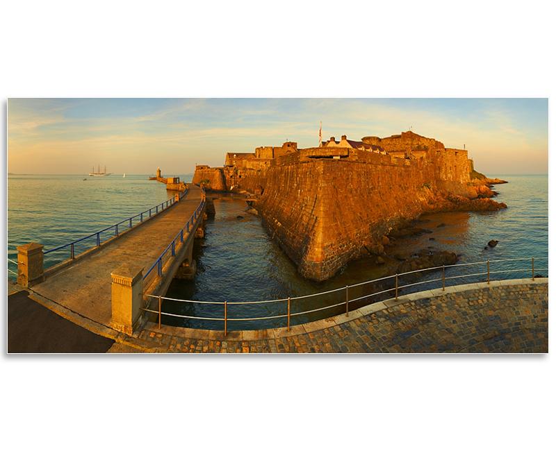 05081375 - Castle Cornet - Guernsey Landscapes - Gallery 1