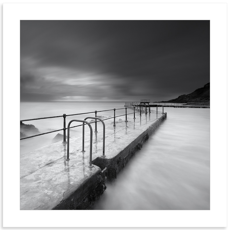 01141387 - Guernsey Landscapes - Monochrome Gallery