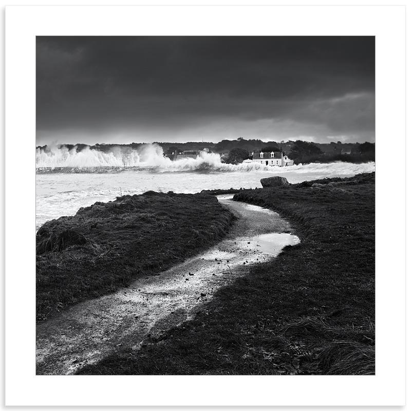 02141962 - Guernsey Landscapes - Monochrome Gallery