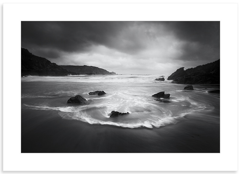 01141004 - Guernsey Landscapes - Monochrome Gallery