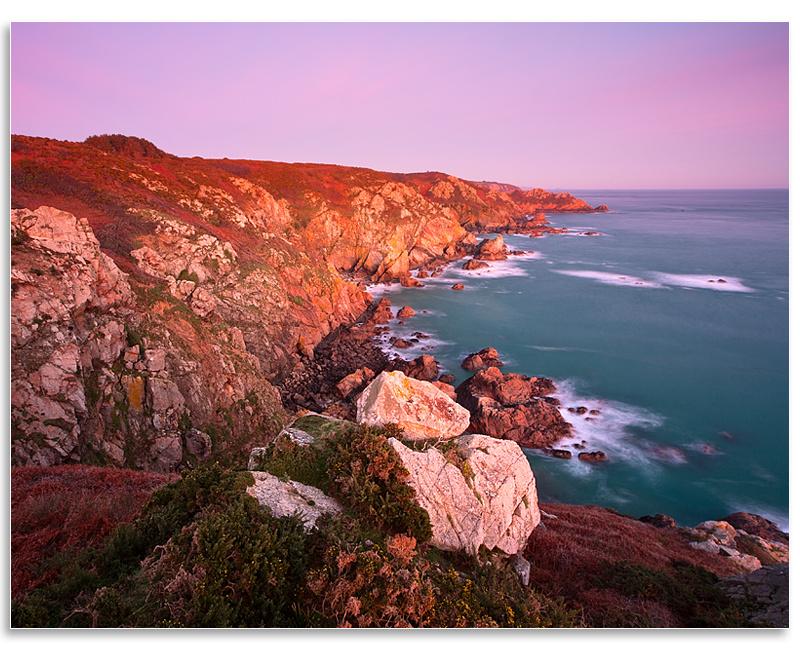 01080491 - La Corbiere - Guernsey Landscapes - Gallery 1