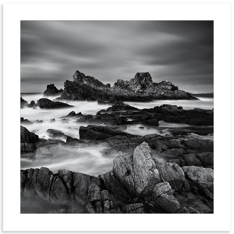 12130169 - Guernsey Landscapes - Monochrome Gallery