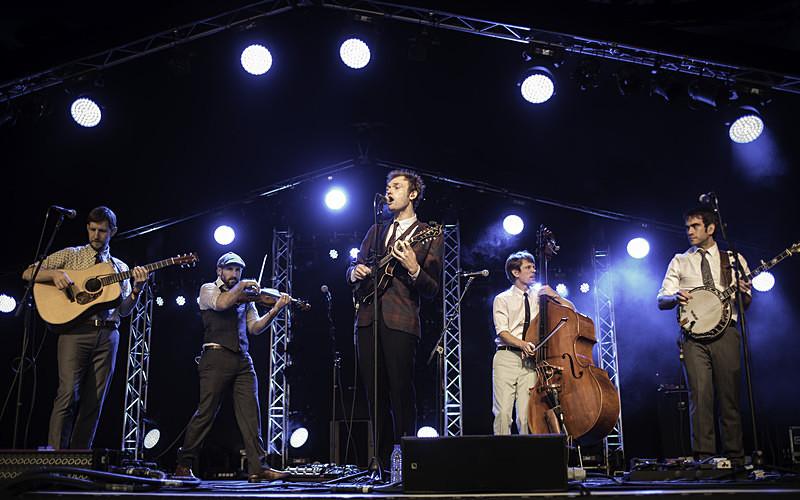 DSC_4981 - The Punch Brothers - Cambridge Folk Festival