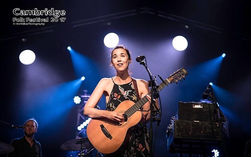 DSC_7442 - Lisa Hannigan - Cambridge Folk Festival