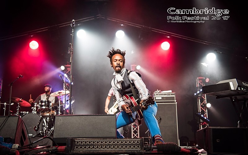 DSC_7692 - Fantastic Negrito - Cambridge Folk Festival