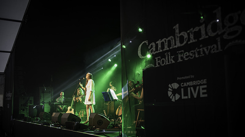 DSC_4308 - Josienne Clarke  Ben Walker - Cambridge Folk Festival