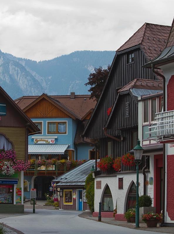 Grobming Village - Austria
