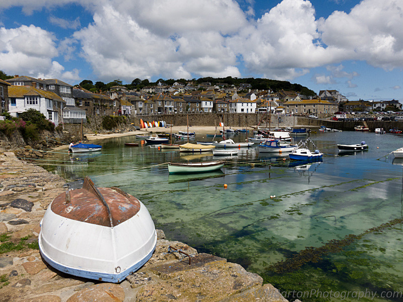Mousehole Harbour Penzance Cornwall Photo by Will Barton Photography