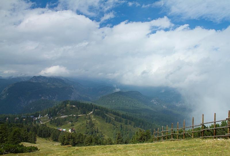 Alpine View from Stoderzinken - Austria