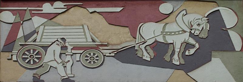 Austrian Art on Barn - Austria