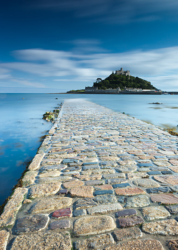 St Michael's Mount, Marazion Cornwall Photo Lee Big Stopper by Will Barton Photography