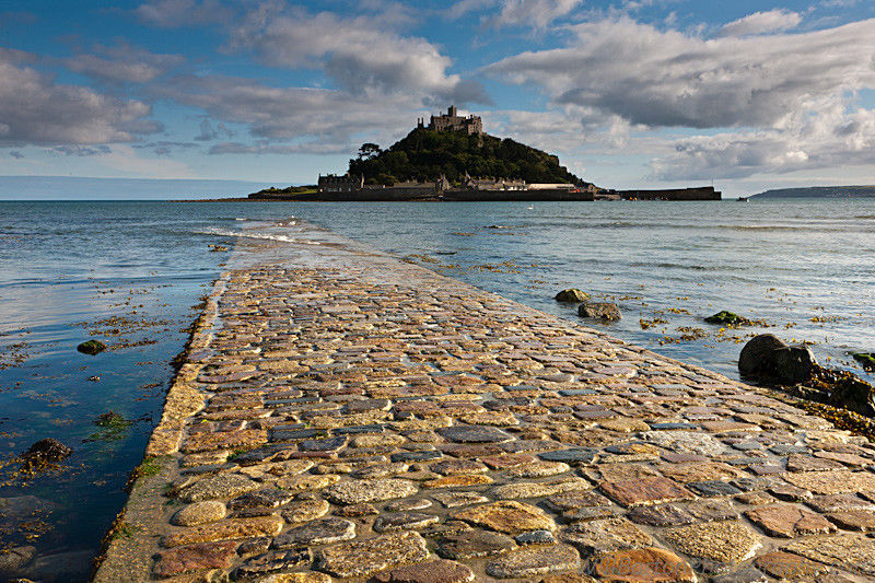 St Michael's Mount, Marazion Cornwall Photo by Will Barton Photography