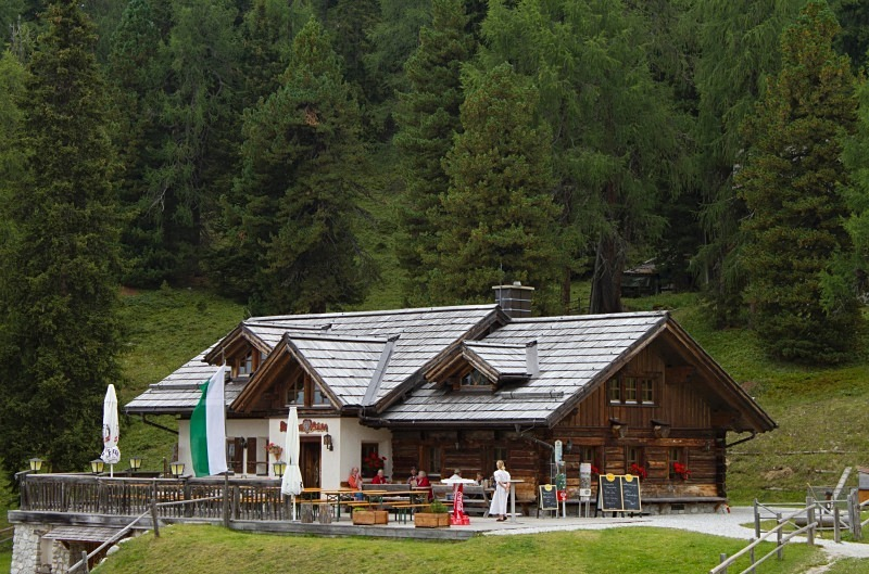 Rosemi Ski Hut on Stoderzinken - Austria