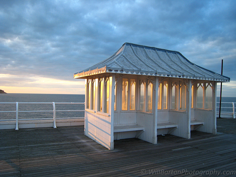 Cromer Pier Sunset in Norfolk