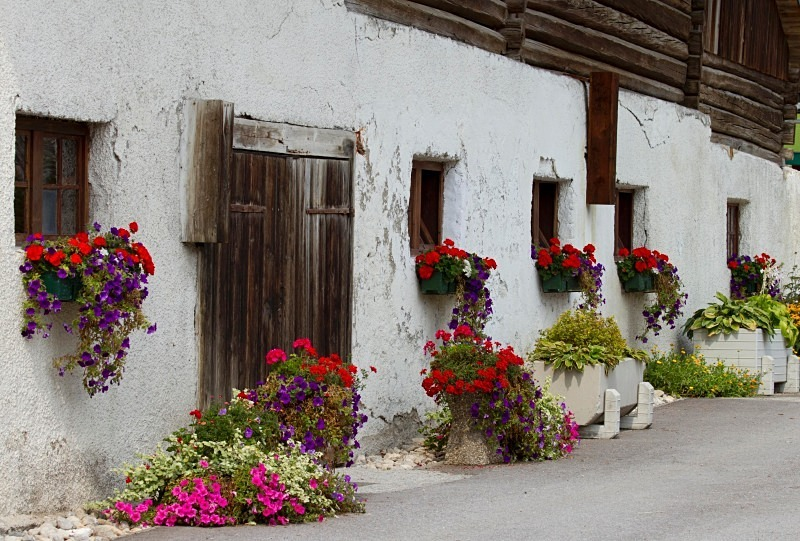Alpine Barn - Austria