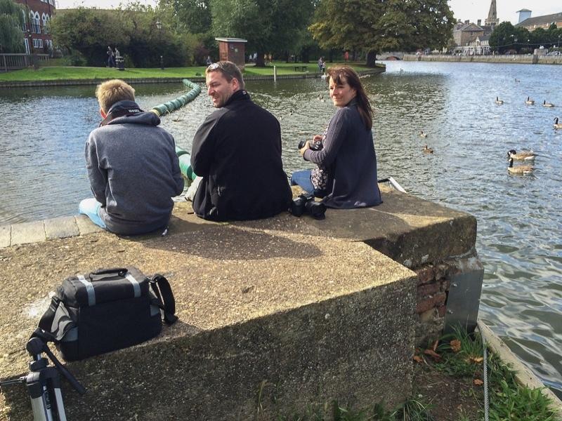Kay_ILI-1685 - Bedford Embankment - Courses & 1-2-1's