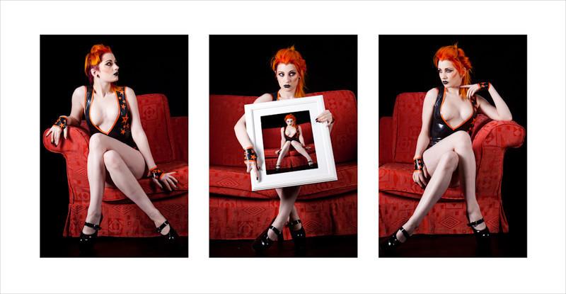 Sofa Triptych - CREATIVE
