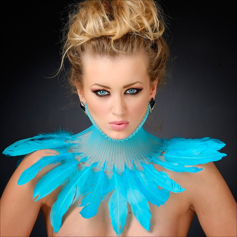 Blue Eyes - COLOUR