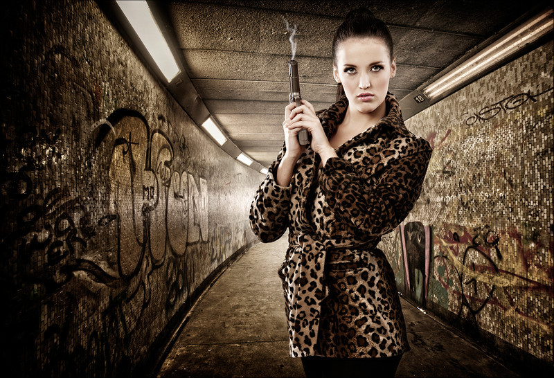 Subway Bandit - CREATIVE