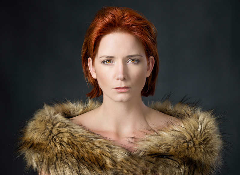 Fur Collar - COLOUR