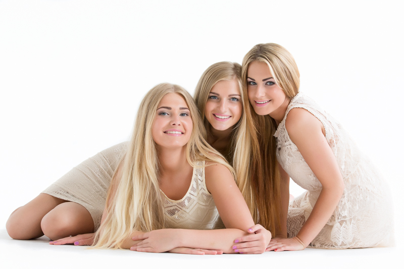 Jurgita, Ruta and Viktoria - COLOUR