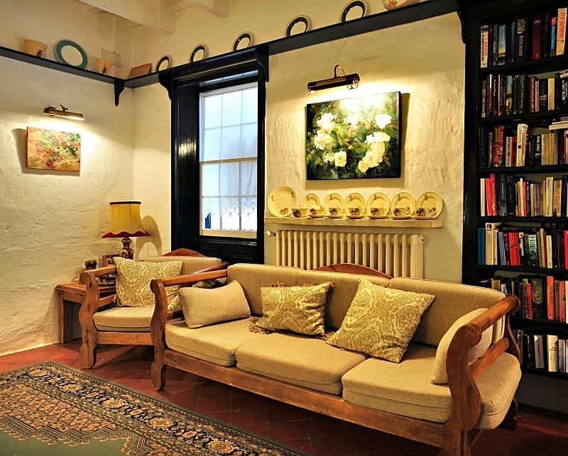 - Interiors - Biniarroca Boutique Hotel
