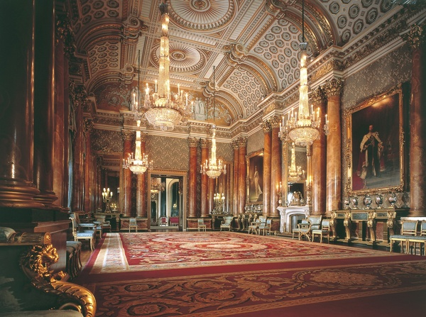 State Rooms - Royal London Tour