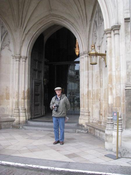Great West Door - Royal London Tour